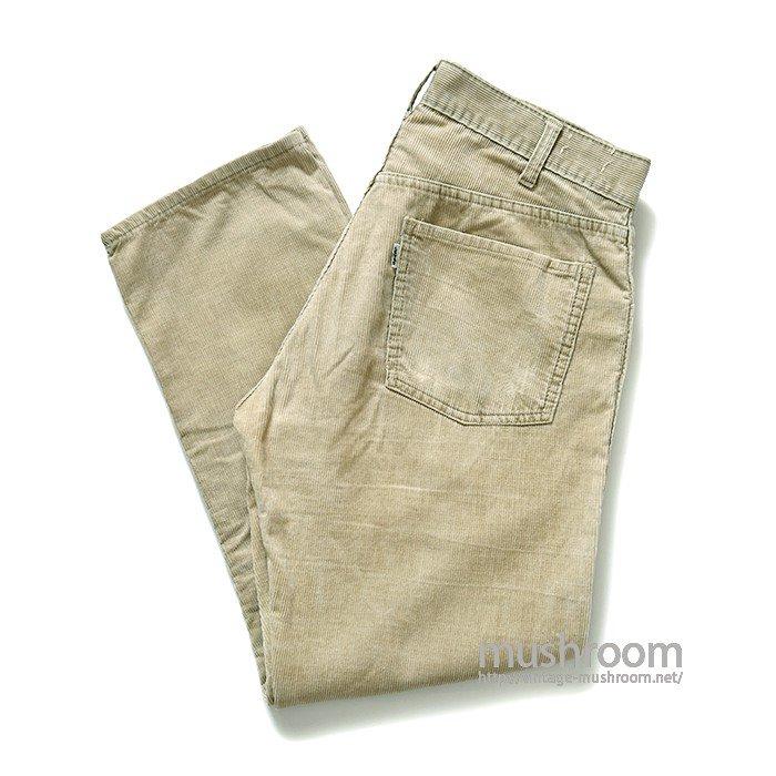LEVI'S 518E CORDUROY PANTS