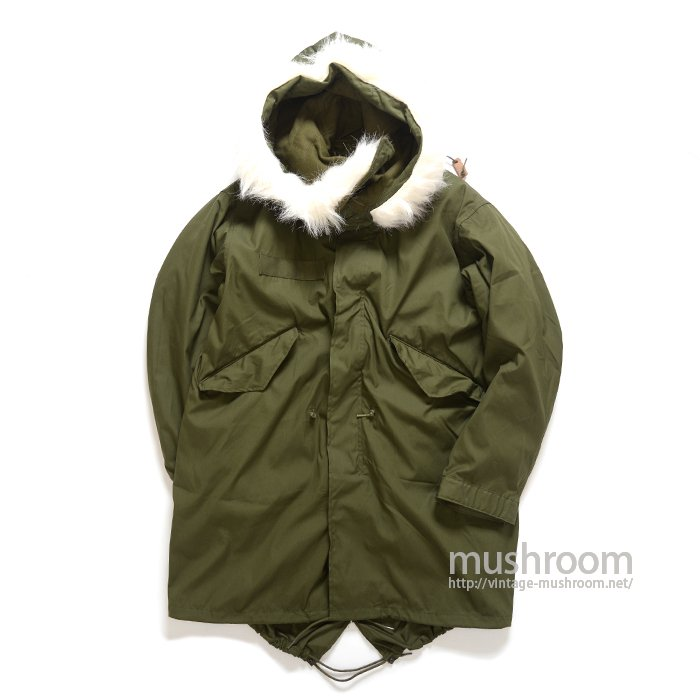 U.S.ARMY M-65 FISHTAIL PARKA( S/DEADSTOCK )