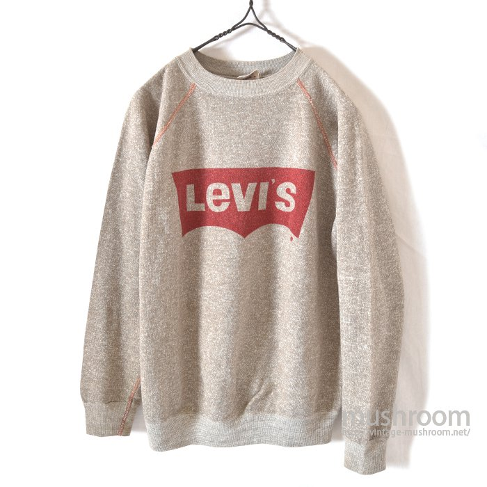 LEVI'S LOGO SWEAT SHIRT