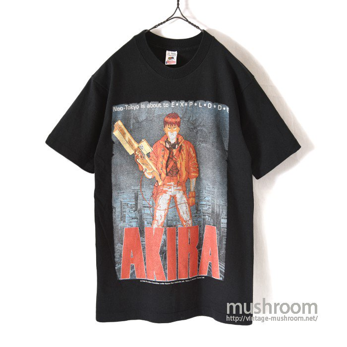 AKIRA MOVIE T-SHIRT(M/MINT)