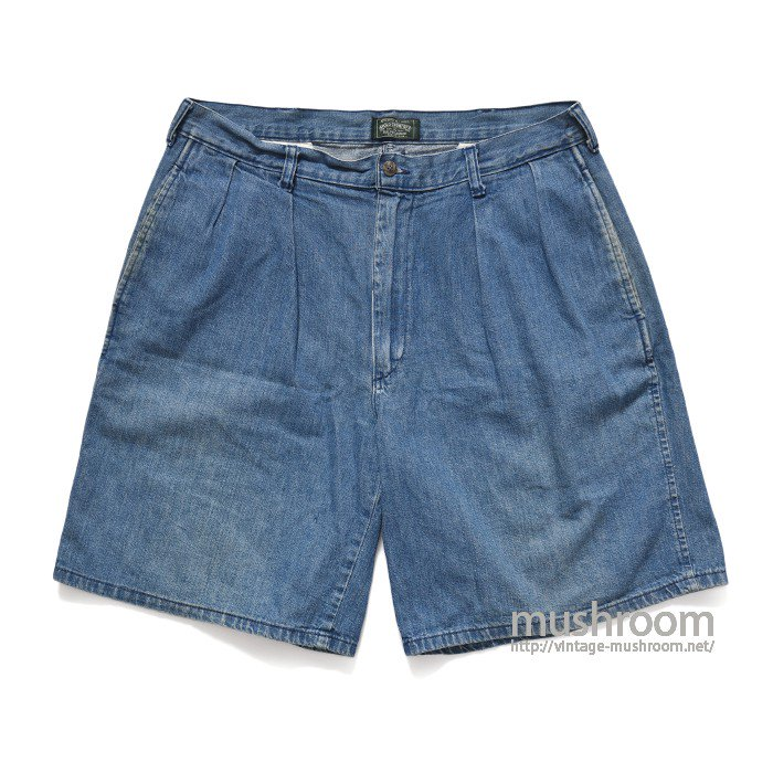 POLO COUNTRY DENIM SHORTS