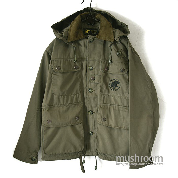 HUNTING WORLD FISHING JACKET( M/MINT )