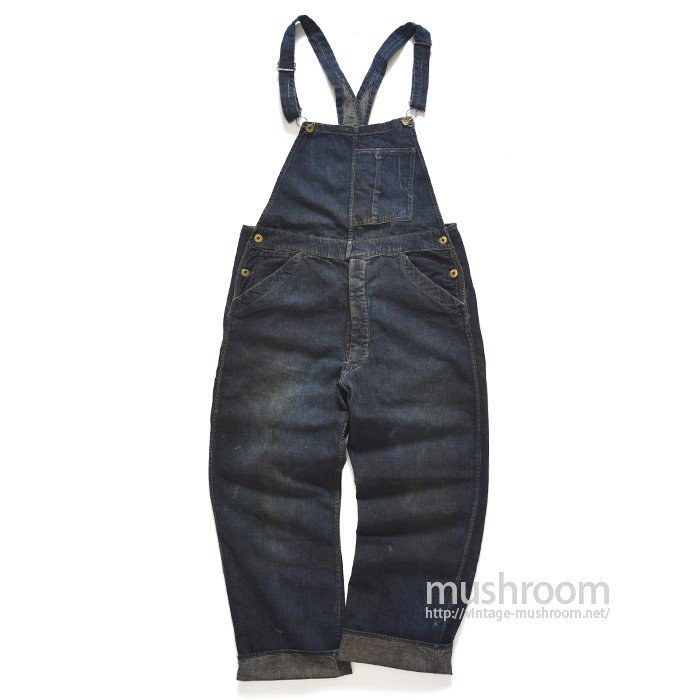 SWEET-ORR DENIM OVERALL