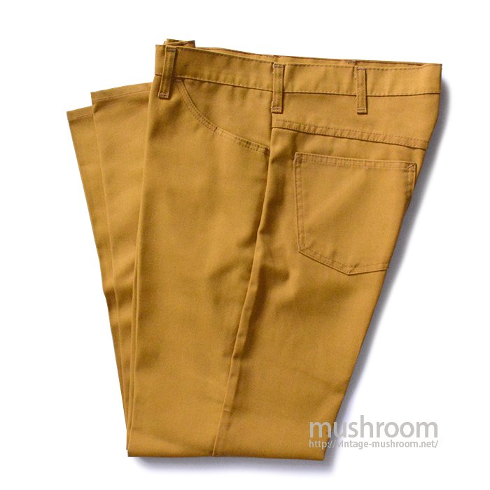 OLD TAPERED PANTS( DEADSTOCK )