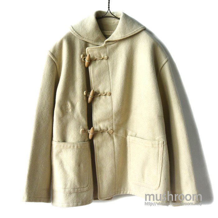 ROYAL NAVY DUFFLE COAT