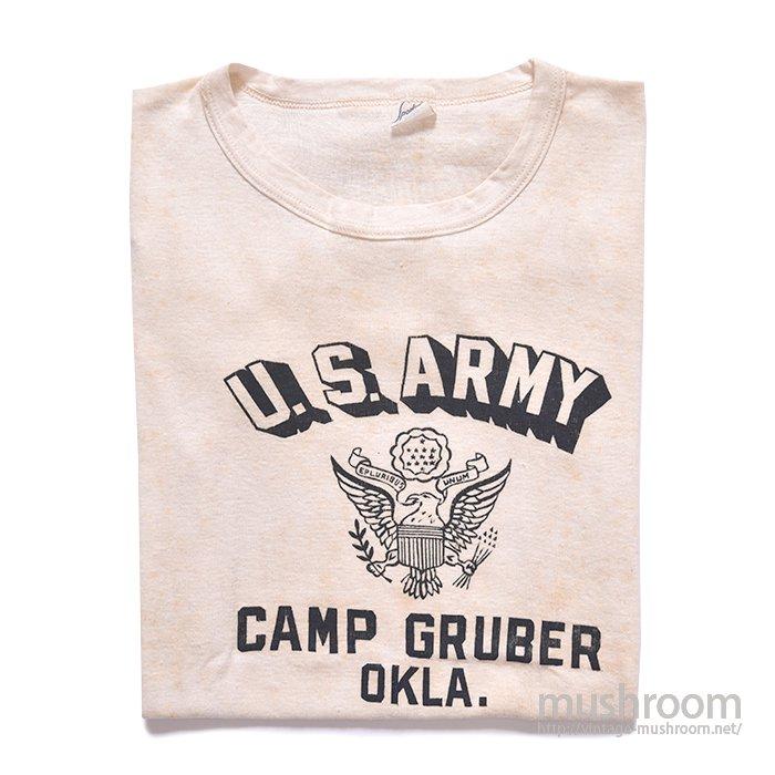 U.S.ARMY T-SHIRT( MADE BY SPORTSWEAR )
