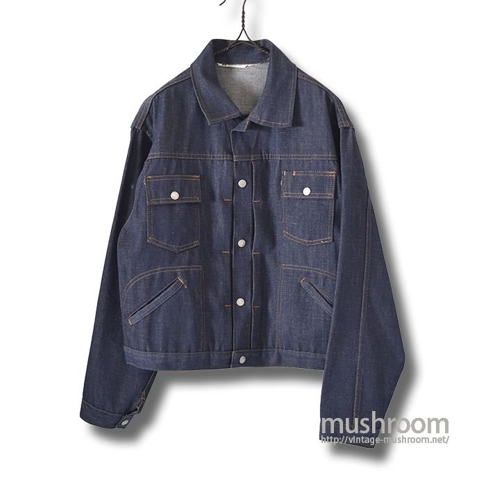J.C.P RANCHCRAFT DENIM JACKET(MINT)