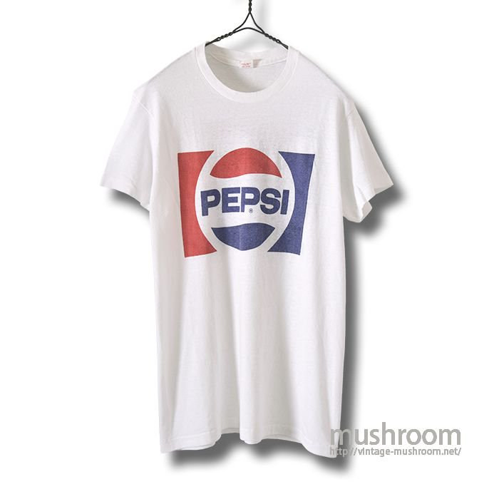 OLD PEPSI ADVERTISING T-SHIRT