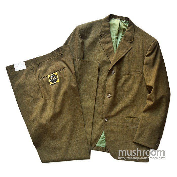 SHAHEEN'S TWO-PIECE SUIT( DEADSTOCK )