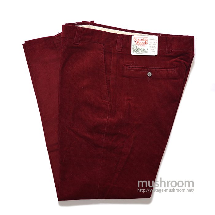 BLAIR CORDUROY PANTS( W32/DEADSTOCK )