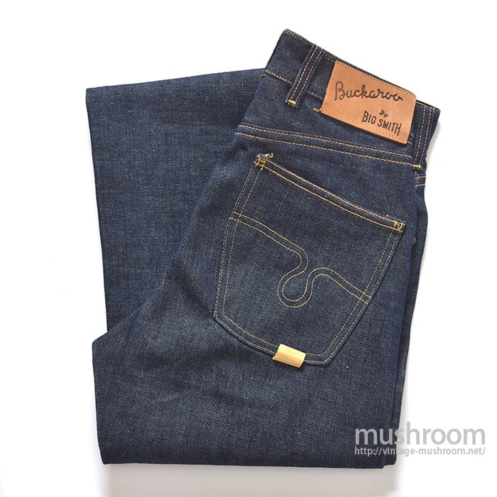 BIG SMITH 5POCKET JEANS(DEADSTOCK)