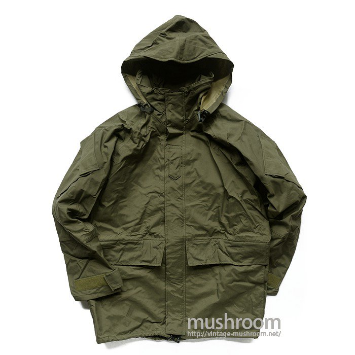 US.ARMY ECWCS OLIVE PARKA( S-R/DEADSTOCK )