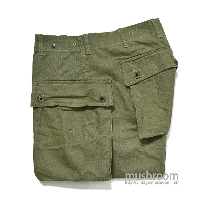 WW2 USMC M-44 HBT TROUSERS