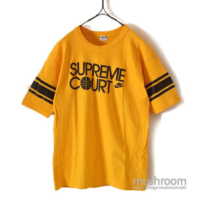 NIKE SUPREME COURT T-SHIRT( L/MINT )