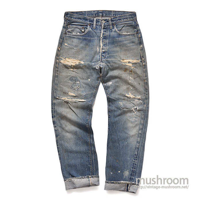 LEVI'S 501 66SS JEANS