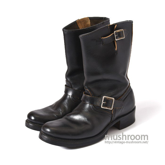 OLD ENGINEER BOOTS( 8/MINT )