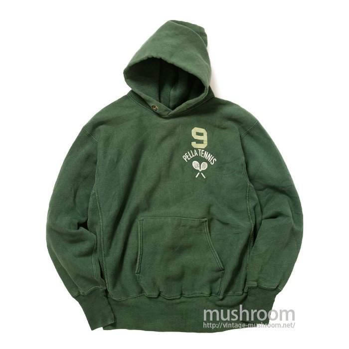 CHAMPION REVERSE WEAVE HOODY( ONE COLOR TAG )