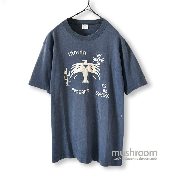 TOWNCRAFT NATIVE PRINT T-SHIRT