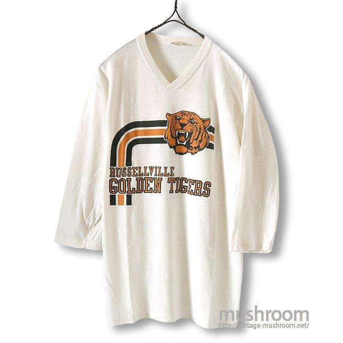 OLD COLLEGE FOOTBALL T-SHIRT