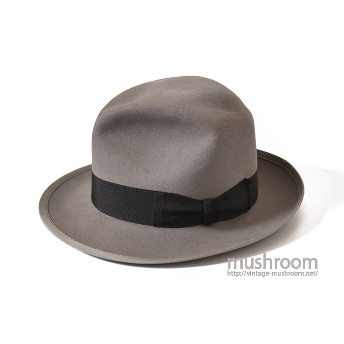 OLD PILGRIM FEDRA HAT( MINT )