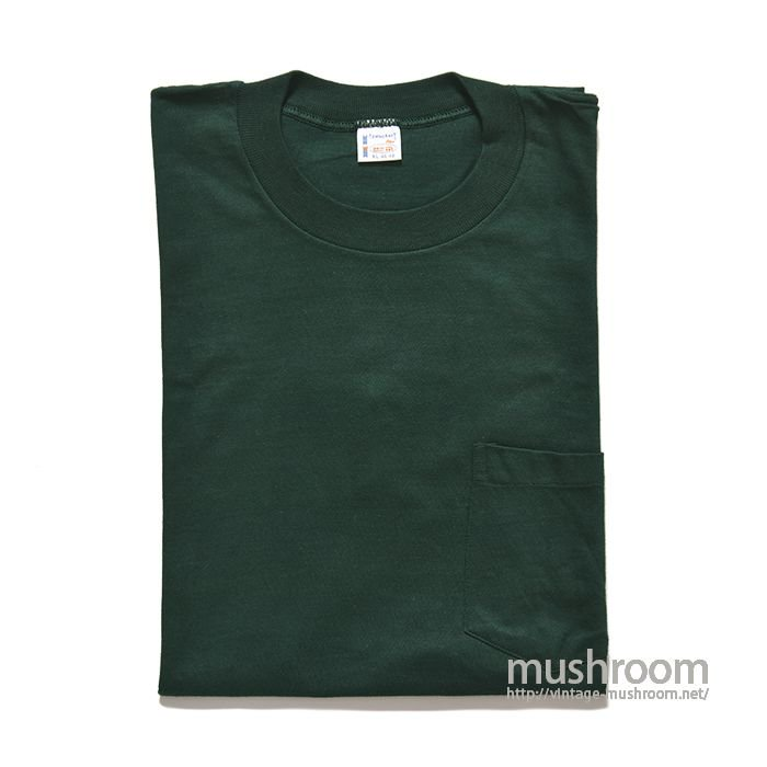 PENNEY'S TOWNCRAFT COTTON T-SHIRT( XL/DEADSTOCK )