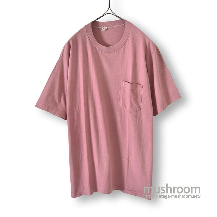 PENNEY'S TOWNCRAFT COTTON POCKET T-SHIRT