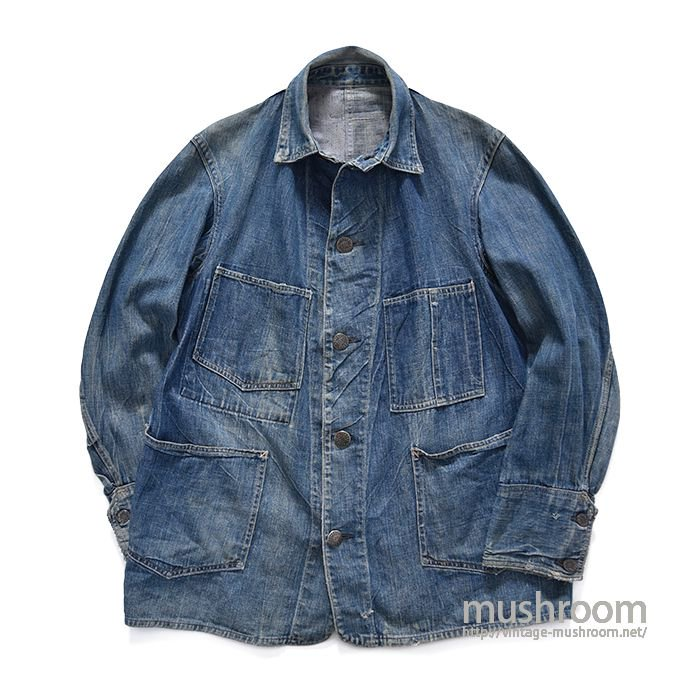 CONES BOSS DENIM COVERALL