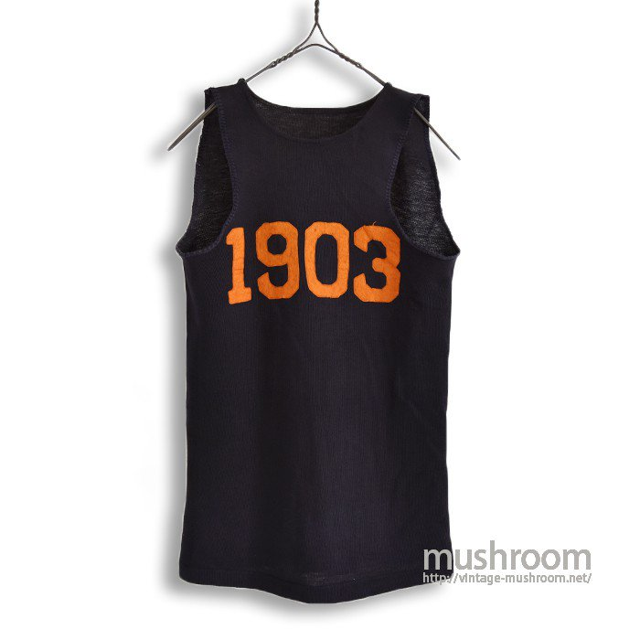 1903's ATHLETIC COTTON TANK TOP