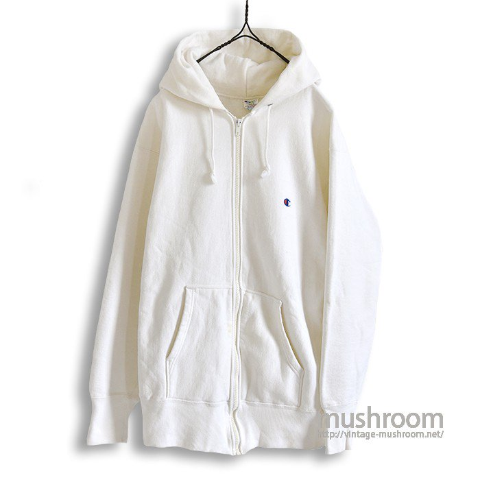 CHAMPION FULL-ZIP REVERSE WEAVE HOODY