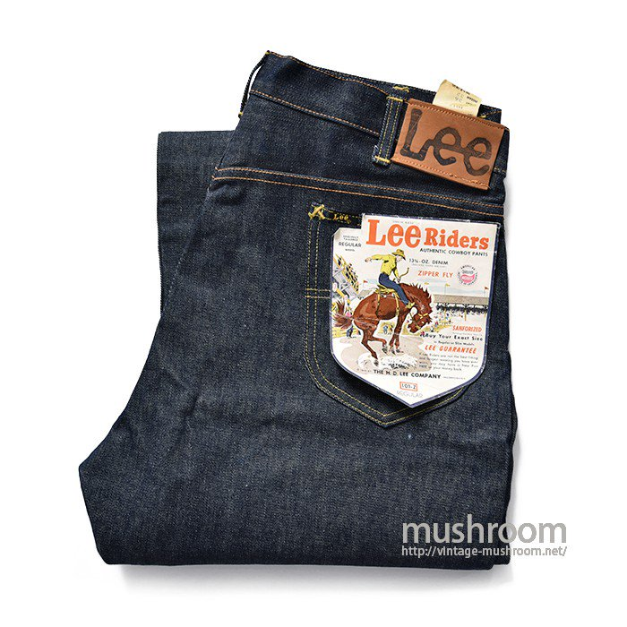 Lee RIDERS 101Z JEANS( W36L32/DEADSTOCK )