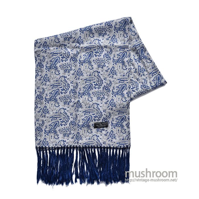 TOOTAL RAYON SCARF