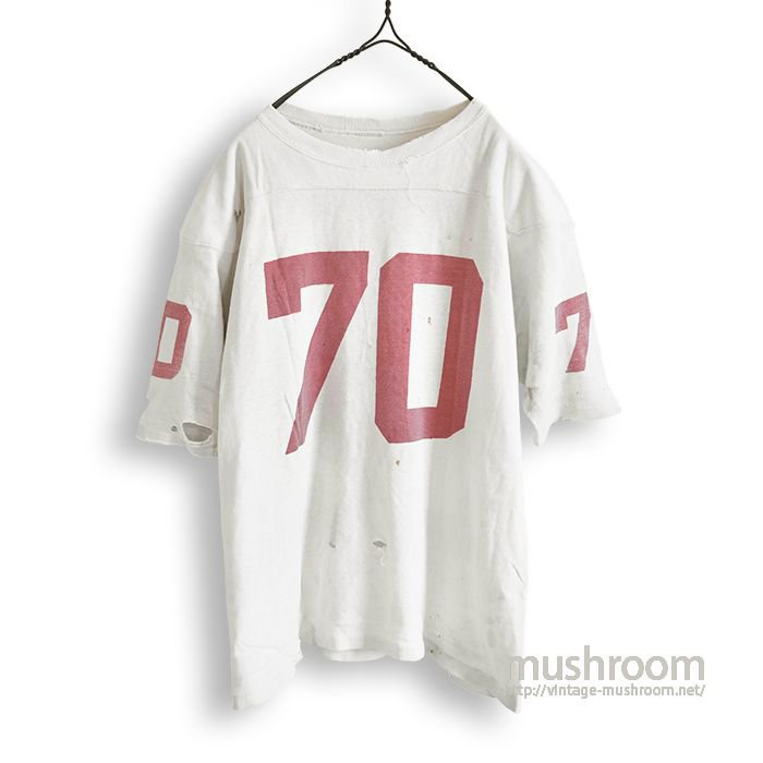 OLD FOOTBALL T-SHIRT