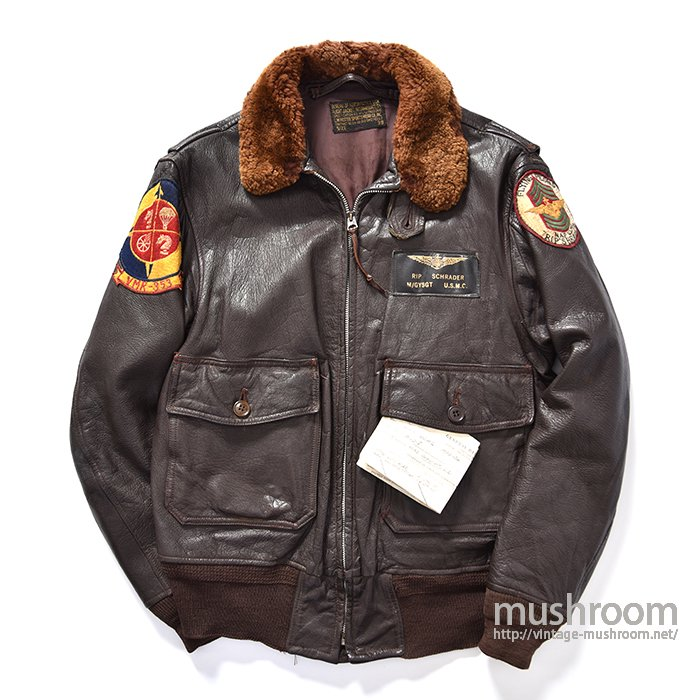 U.S.NAVY 7823( AER ) FLIGHT JACKET