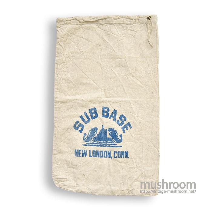 SUBMARINE BASE LAUNDRY BAG