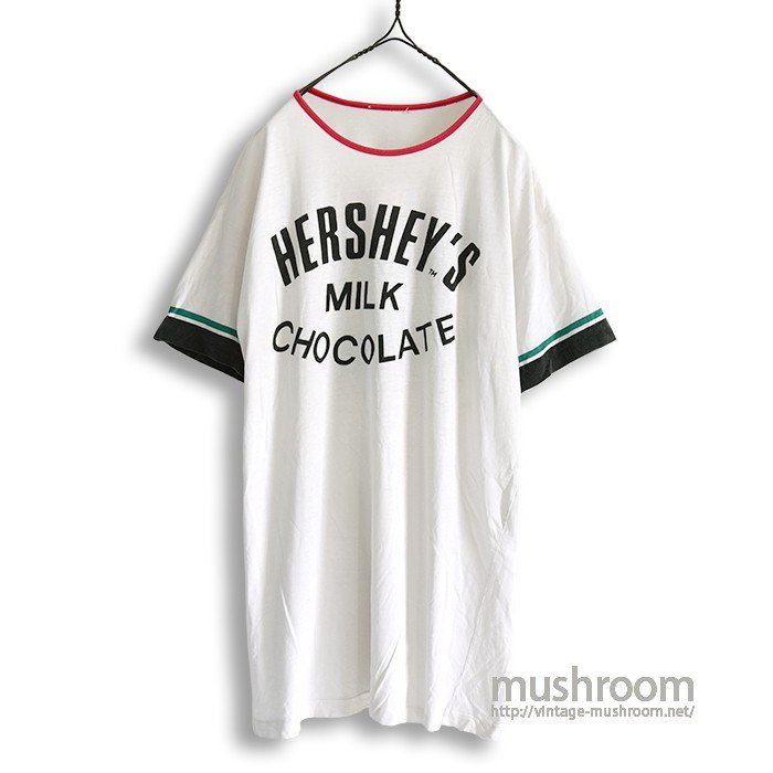 HERSHEY'S ADVERTISING T-SHIRT