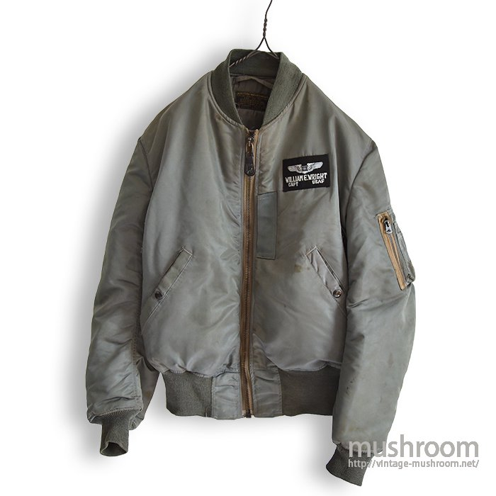 USAF MA-1 FLIGHT JACKET( 8279A/ALBERT TURNER )