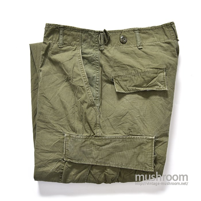 U.S.ARMY JUNGLE FATIGUE PANTS( 2ND/S-REGULAR )