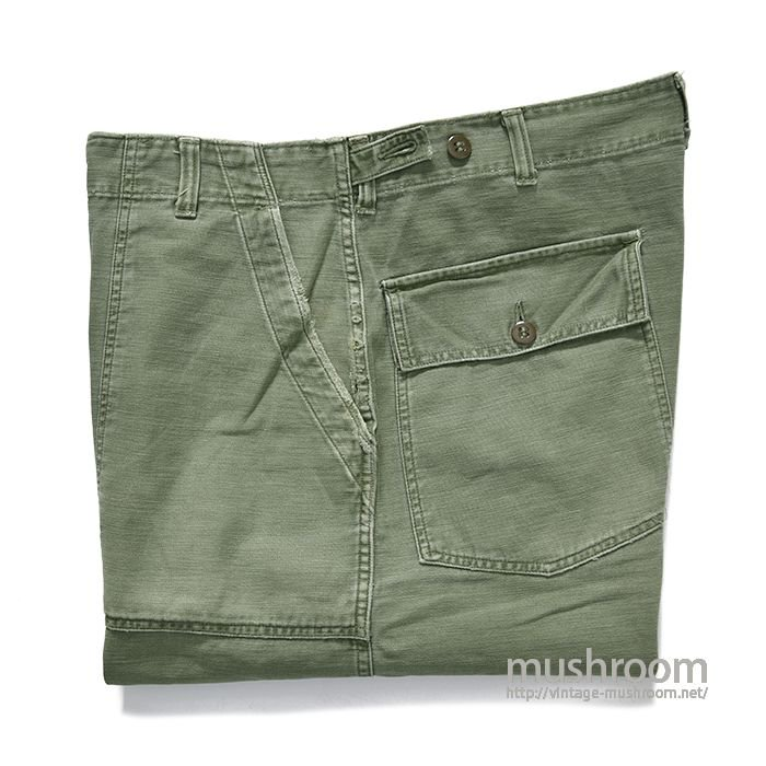 U.S.MILITARY UTILITY COTTON TROUSER