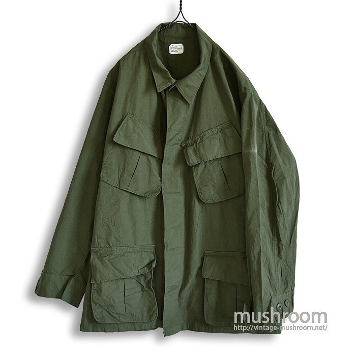 U.S.ARMY JUNGLE FATIGUE JACKET( L-SHORT )