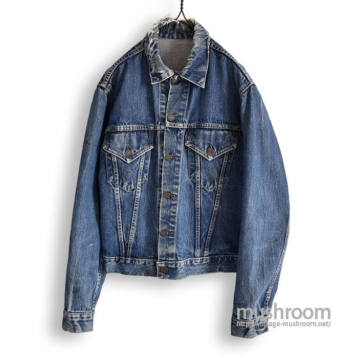 LEVI'S 557E DENIM JACKET