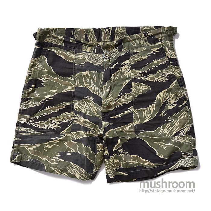 VIET-NAM WAR TIGER STRIPE SHORTS