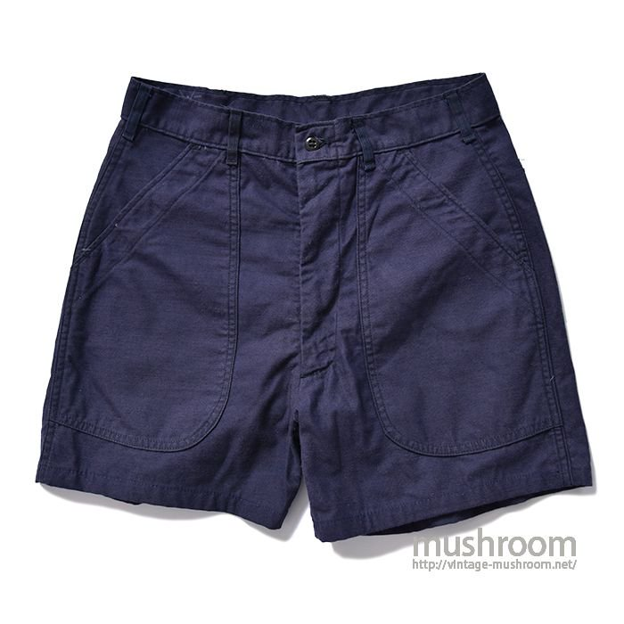 U.S.NAVY UTILITY COTTON SHORTS