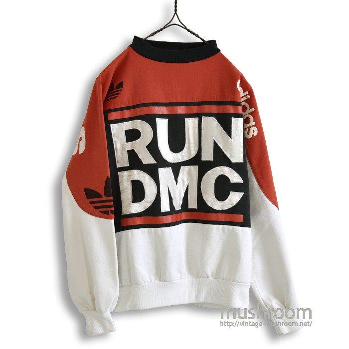 ADIDAS RUN DMC SWEAT SHIRT