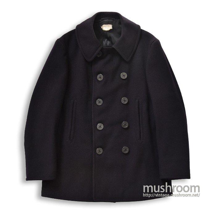U.S.N NAVAL CLOTHING FACTORY P COAT( 40/MINT )