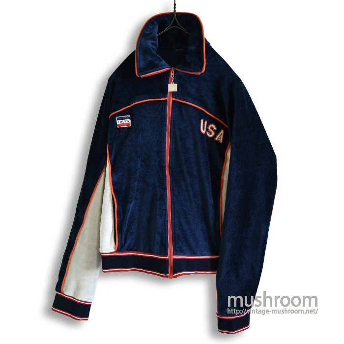 LEVI'S USA OLYMPIC JERSEY
