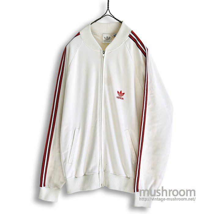 ADIDAS  JERSEY TOP(WHITE&RED&NAVY)