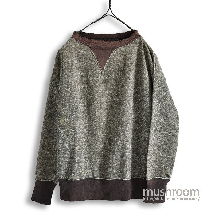 OLD W/V TWO TONE SWEAT SHIRT