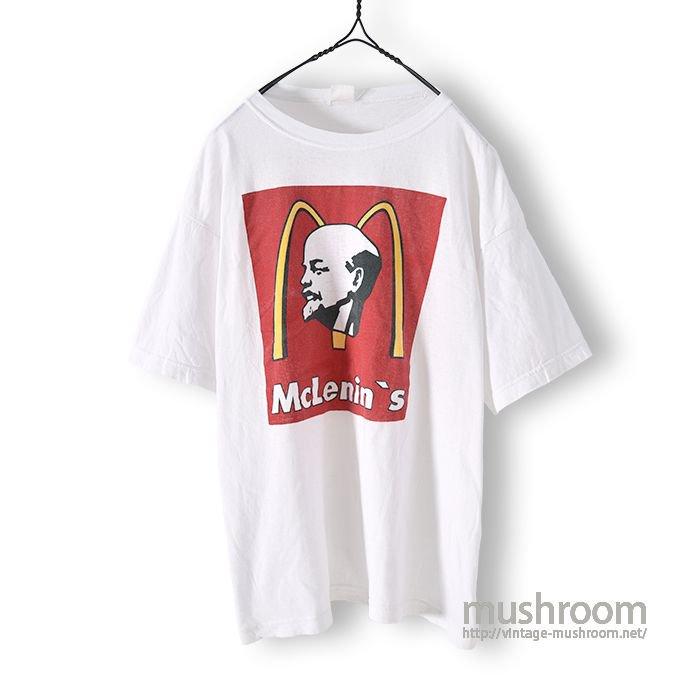 McLenin's Parody T-shirt