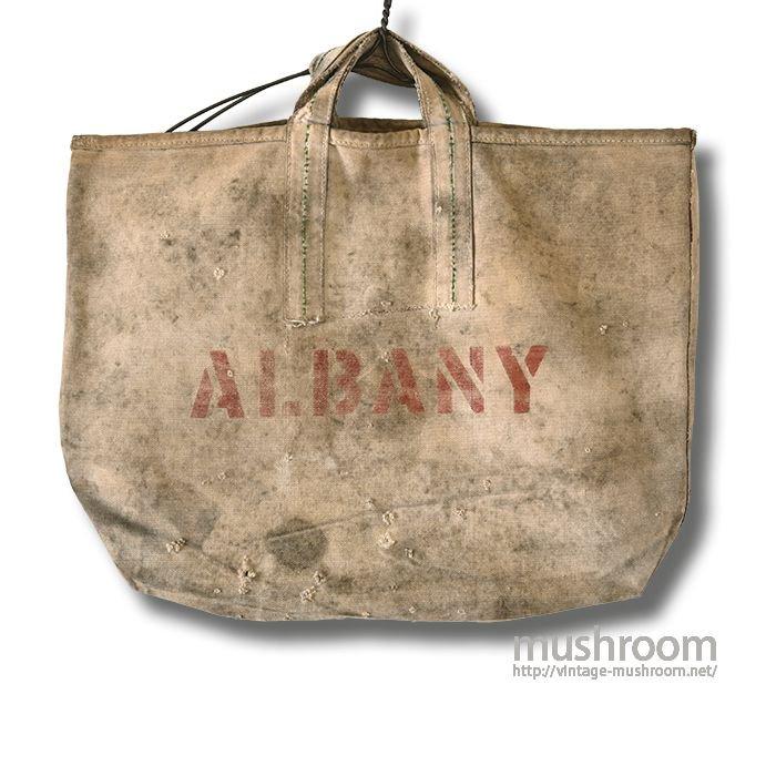 ALBANY CANVAS COAL BAG