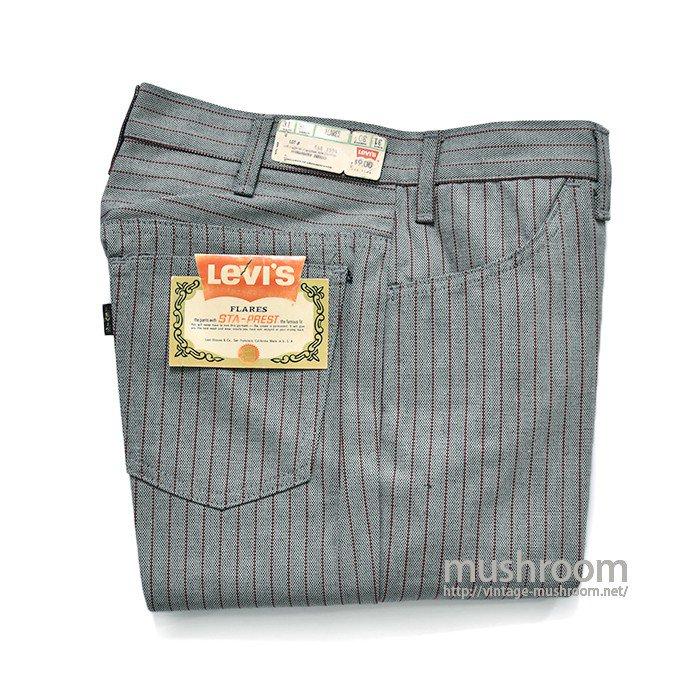 LEVI'S 646E STA-PREST FLARE PANTS( W31/L30/DEADSTOCK )